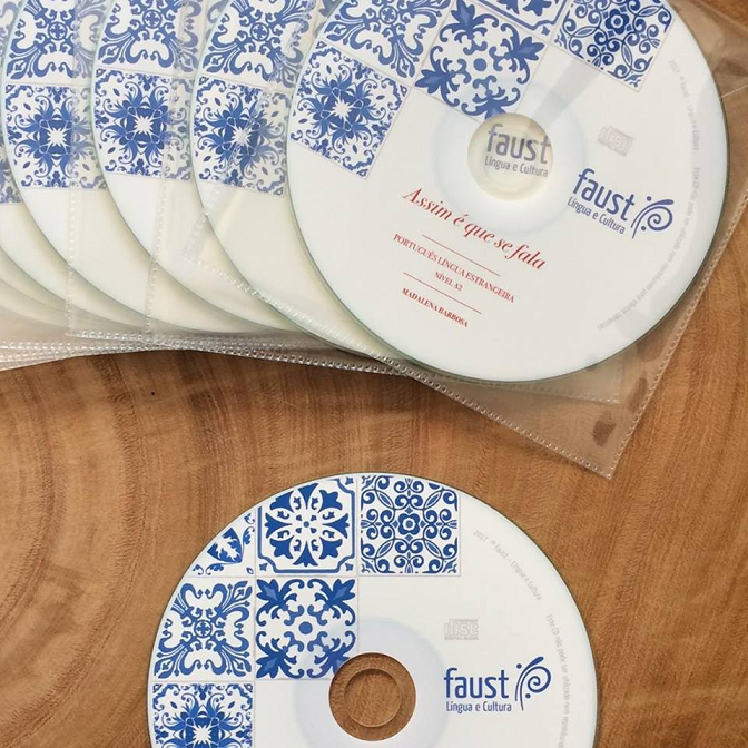 CD Stickers are offered by Whizz Prints. These are self adhesive which are  6 or 8 stickers in 1 sheet. This needs to be peeled off and pasted on to  the CD.