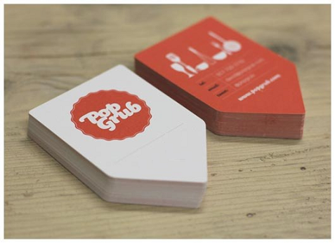 Custom shaped business cards die cut whizz prints you can directly order shapes like mini business cards round edge business cards square shape cards triangle shape colourmoves