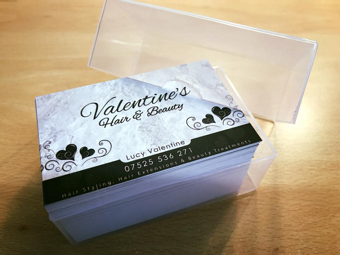 Velvet business cards with spot uv whizz prints velvet uv business cards word often keep our customers confused they ask what is the difference between spot uv and velvet uv reheart Choice Image