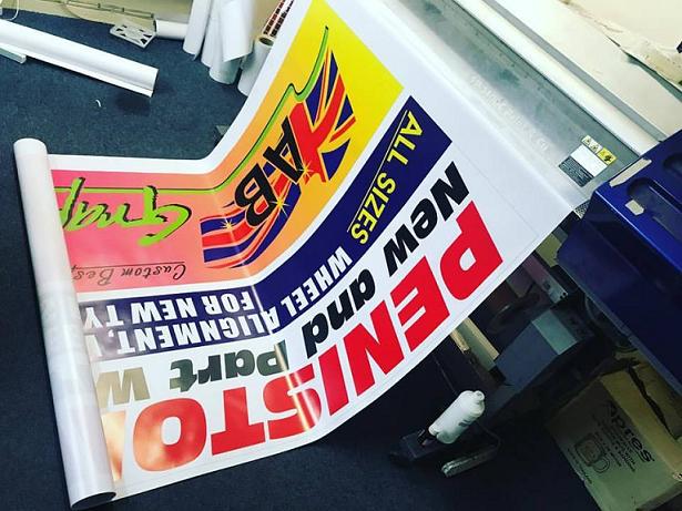 Vinyl Banner Printing Size | Whizz Prints